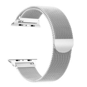NEW[BAND] Slive Milanese Stainless For Apple Watch